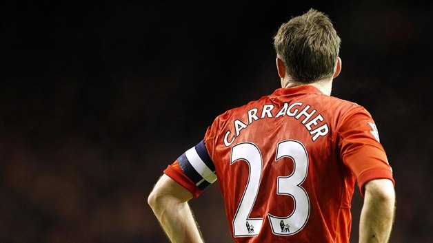 Jamie Carragher Retirement