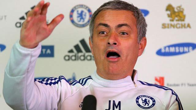 Mourinho 2014