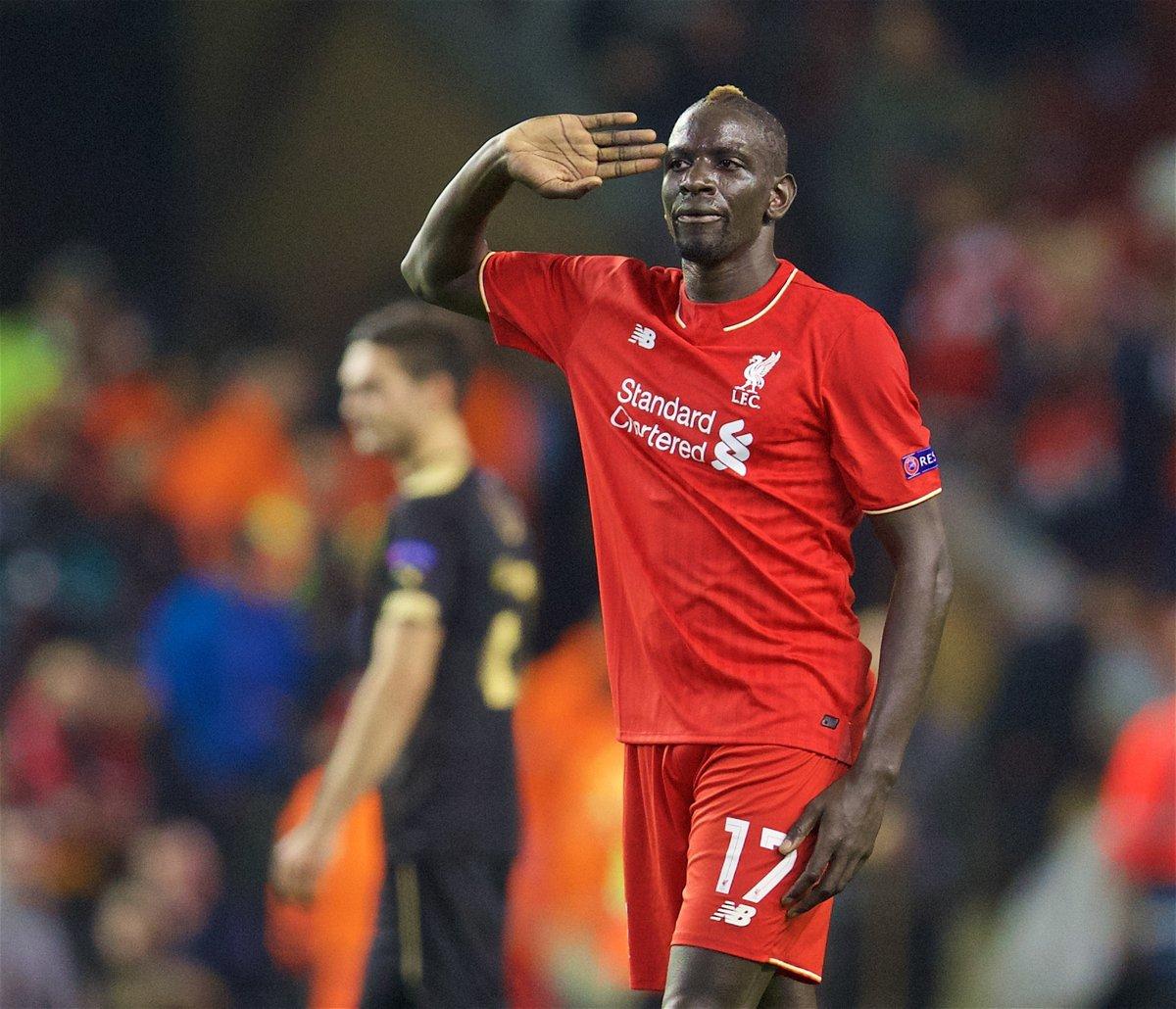 Mamadou Sakho 2016 Liverpool