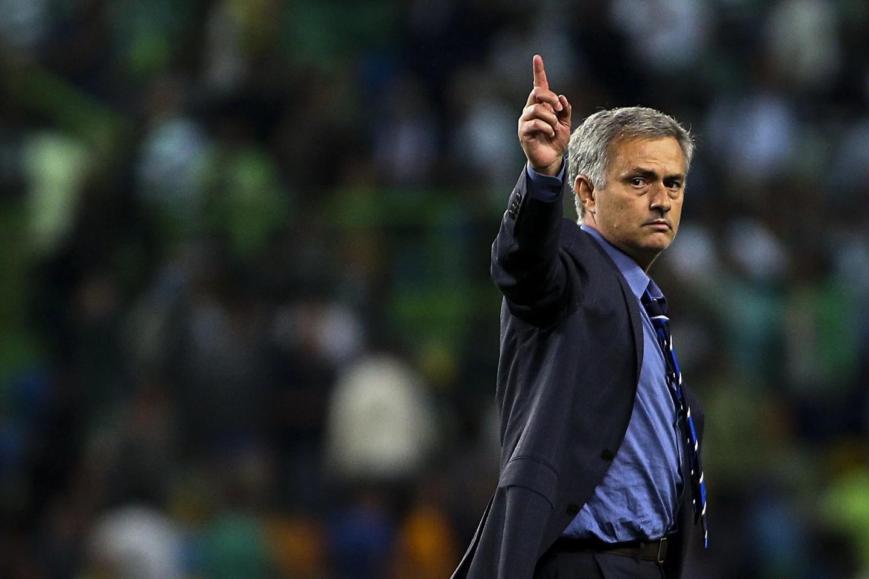 Mourinho's Finger